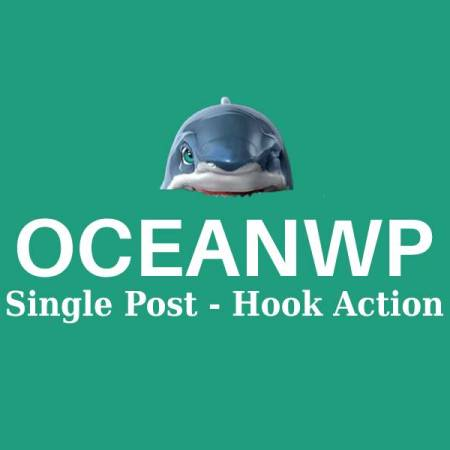Oceanwp Single post action hook